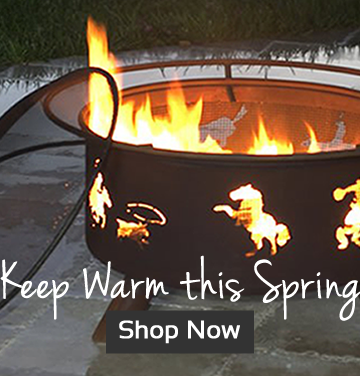 Keep Warm this Spring