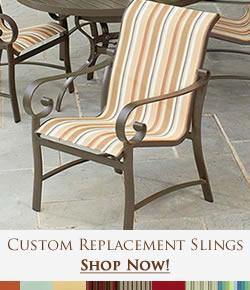Custom Replacement Slings
