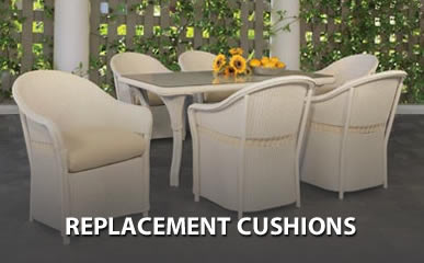 Lloyd Flanders Freeport Replacement Cushions