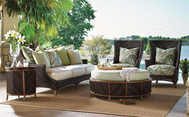 Tommy Bahama Outdoor Living Conversation Sets