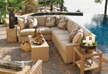 Tommy Bahama Outdoor Living Canberra Surf and Sand