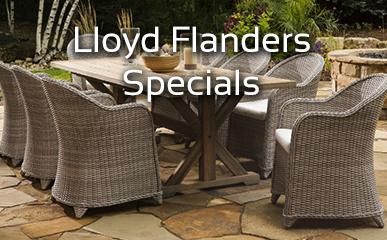 Lloyd Flanders Specials
