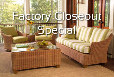 Lloyd Flanders Napa - Factory Closeout Special