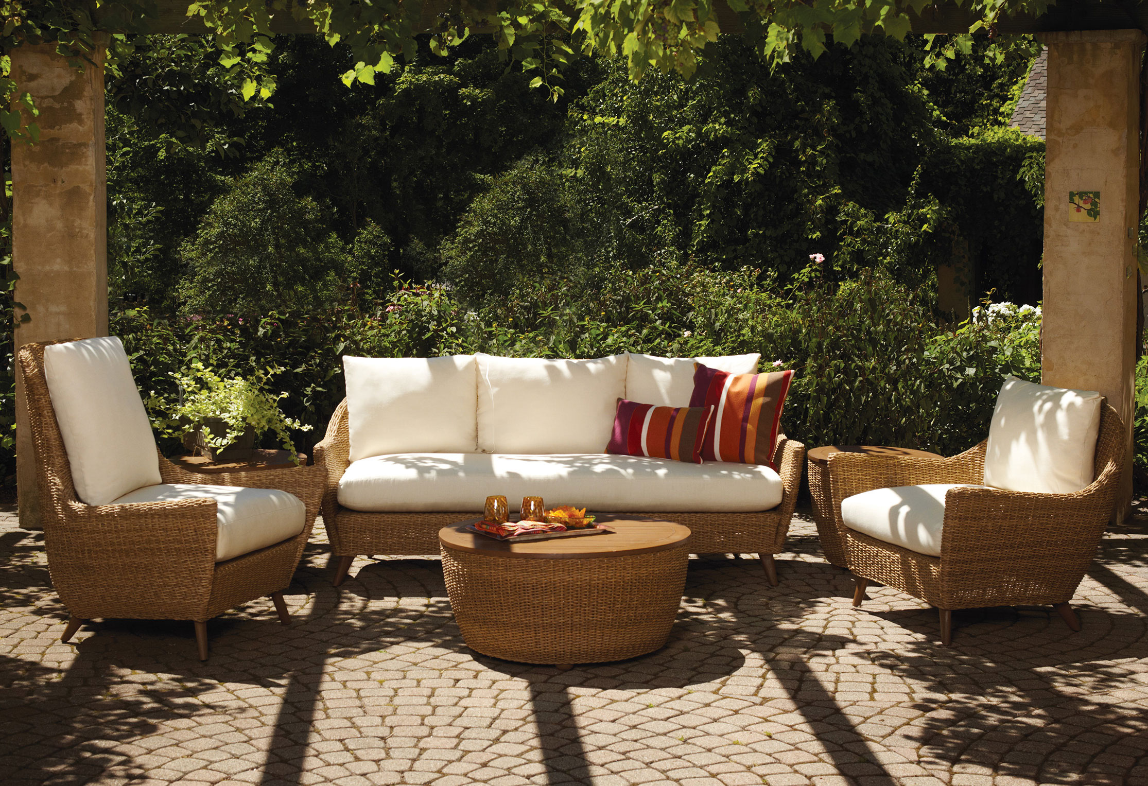 Lloyd Flanders Outdoor Wicker Patio Furniture