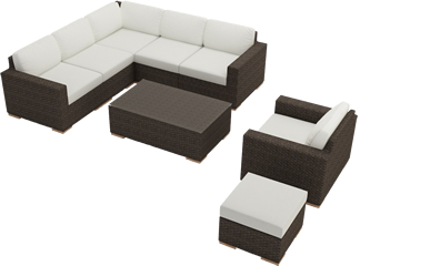 Harmonia Living Sectional Sets