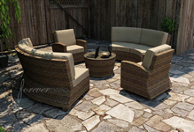 Forever Patio Cypress Replacement Cushions