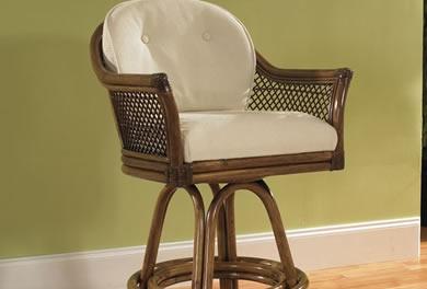 Classic Rattan Bar Stools & Bar Chairs