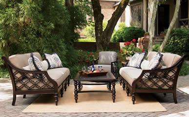 Tommy Bahama Outdoor Living Black Sands