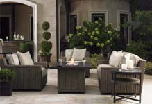 Tommy Bahama Outdoor Living Blue Olive