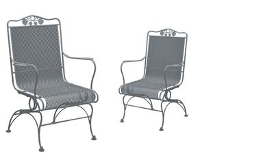 Woodard Dining Chairs