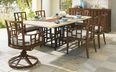 Tommy Bahama Outdoor Living Dining Sets