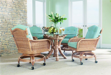Classic Rattan Dining Sets