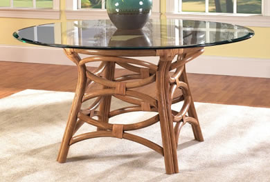 Classic Rattan Dining Tables