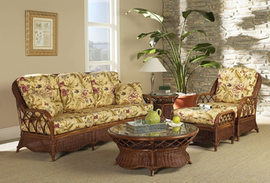 Classic Rattan Eastwind Collection