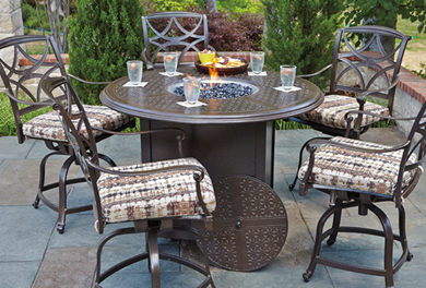 WhiteCraft by Woodard Fire Pits and Fire Tables
