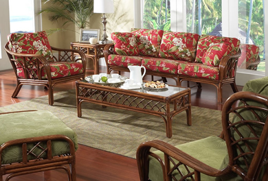 Classic Rattan Grand Isle Collection