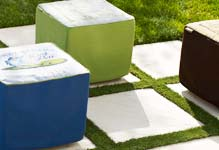 Tommy Bahama Outdoor Living Island Ottomans