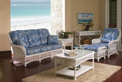 Classic Rattan Kiawah Collection