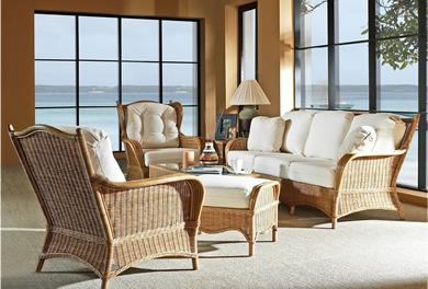Classic Rattan Living Room Sets
