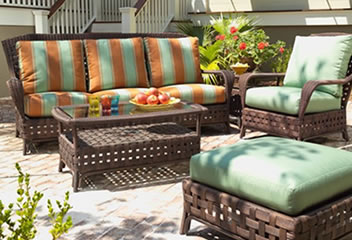 Lloyd Flanders Patio Wicker Furniture WickerCentralcom - Lloyd flanders outdoor furniture