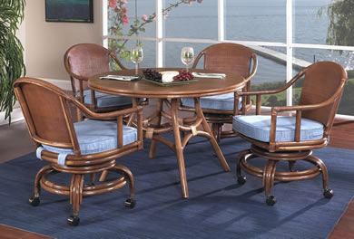 Classic Rattan Mandarin Collection