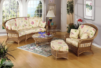 Classic Rattan Mountain View Collection