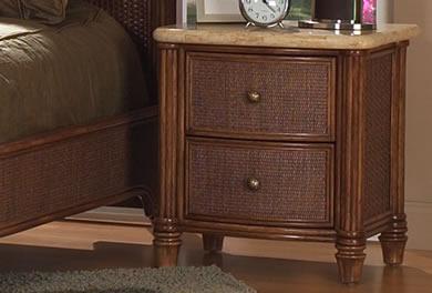 Classic Rattan Nightstands & Dressers