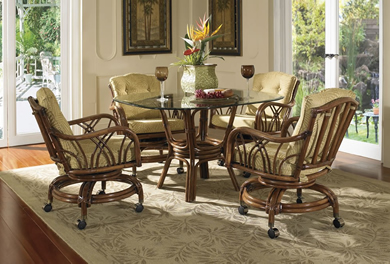 Classic Rattan Orchard Park Collection