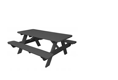 POLYWOOD Picnic Tables