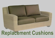 Sunset West Replacement Cushions