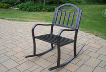 Outdoor Rockers & Rocking Chairs