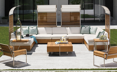 Tommy Bahama Outdoor Living Sectionals