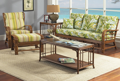 Classic Rattan Spring Lake Collection