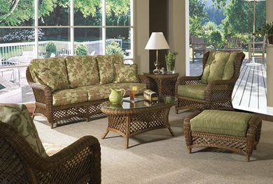 Classic Rattan Summer Nites Collection