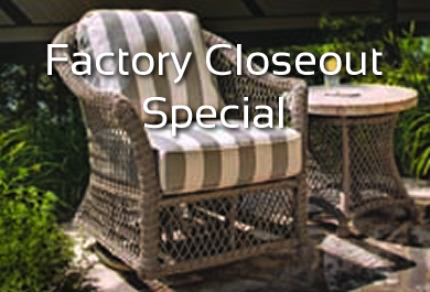 Lloyd Flanders Vineyard - Factory Closeout Special