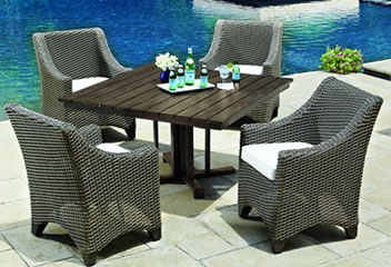 Whitecraft by Woodard Dining Sets