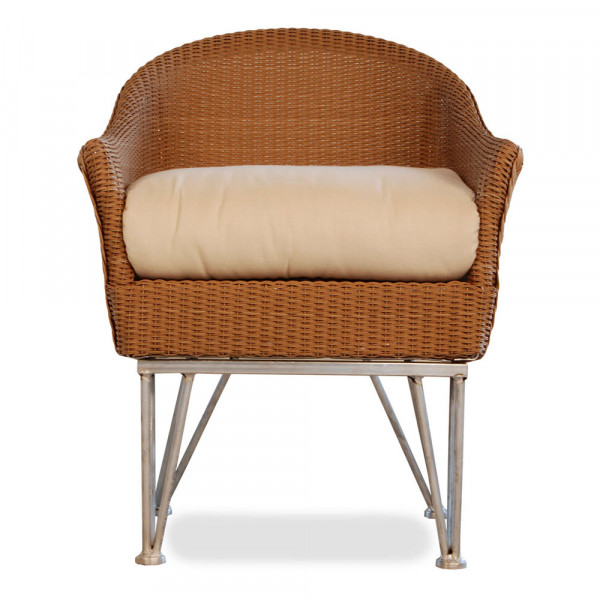 Lloyd Flanders Mod Wicker Dining Chair - Replacement Cushion