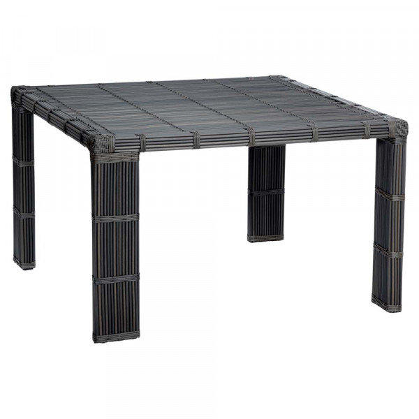 "Sunset West Venice 48"" Square Wicker Dining Table"