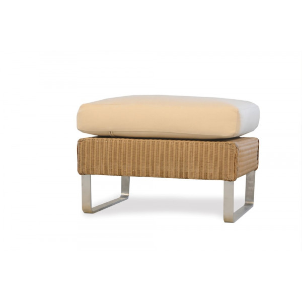 Lloyd Flanders Nova Wicker Ottoman - Replacement Cushion