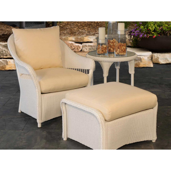 Lloyd Flanders Freeport 3 Piece Wicker Lounge Set