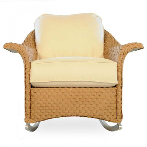 Lloyd Flanders Savannah Wicker Rocking Chair - Replacement Cushion