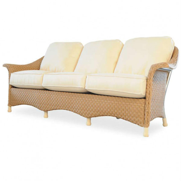 Lloyd Flanders Savannah Wicker Sofa - Replacement Cushion