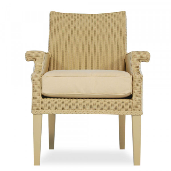 Lloyd Flanders Hamptons Wicker Dining Chair