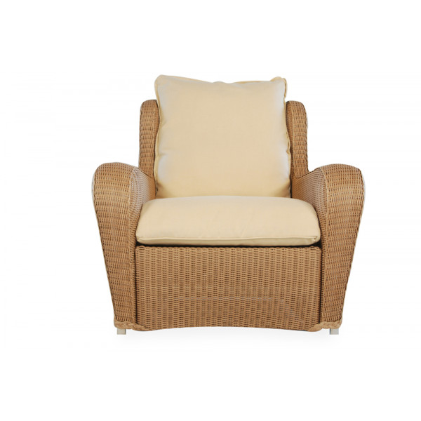 Lloyd Flanders Natchez Wicker Lounge Chair - Replacement Cushion