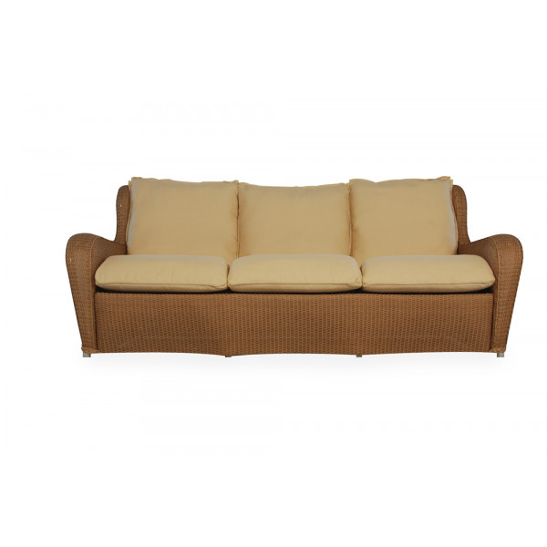 Lloyd Flanders Natchez Wicker Sofa - Replacement Cushion