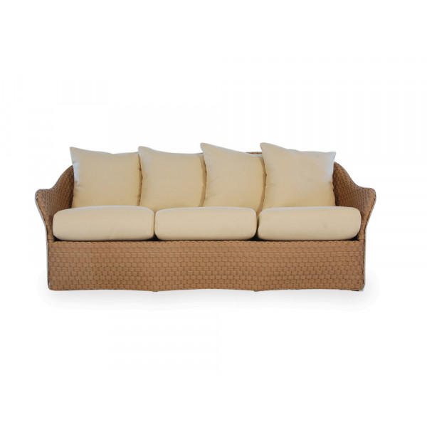 Lloyd Flanders Rio Wicker Sofa - Replacement Cushion