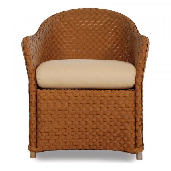 Lloyd Flanders Weekend Retreat Wicker Dining Chair - Replacement Cushion