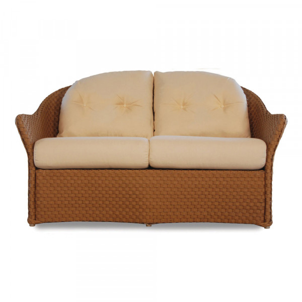 Lloyd Flanders Canyon Wicker Loveseat - Replacement Cushion