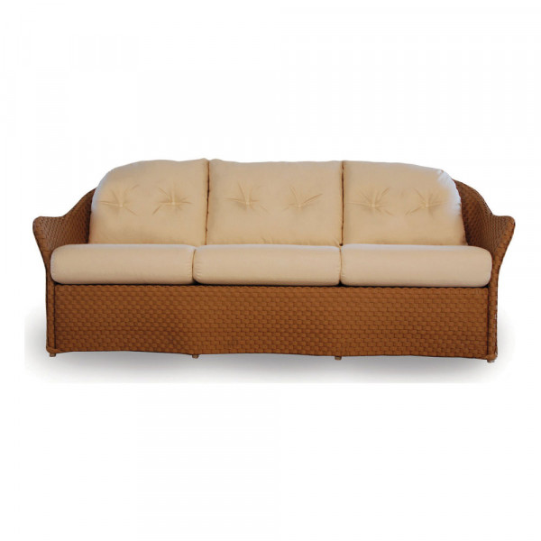 Lloyd Flanders Canyon Wicker Sofa - Replacement Cushion