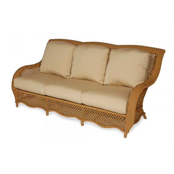 Lloyd Flanders Tropics Wicker Sofa - Replacement Cushion